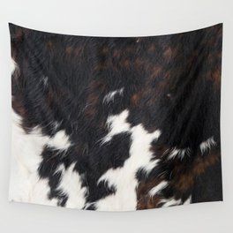 Cowhide Texture Wall Tapestry