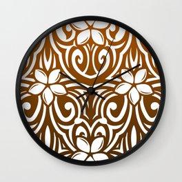 Lautofa Wall Clock