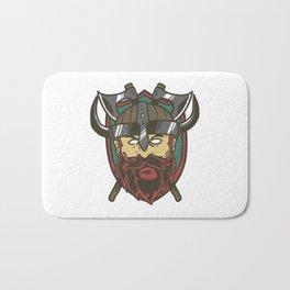 Viking Nordic Norse Mythology Valhalla Gods Gift Bath Mat