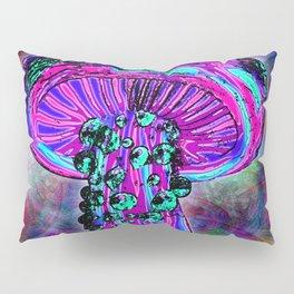 Trippy Shroom Pillow Sham