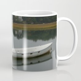 One Lone Dinghy Coffee Mug