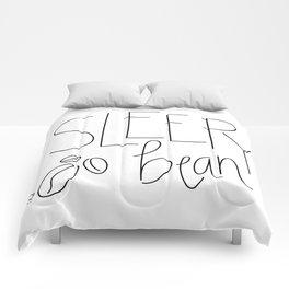 Sleepy Bean Comforters