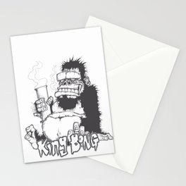 King Bong Stationery Cards