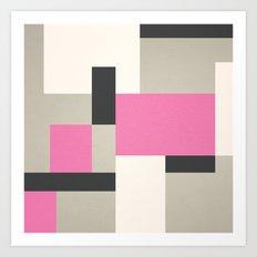 abstract06 Art Print