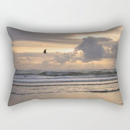 Heavens Rejoice - Ocean Photography Rectangular Pillow