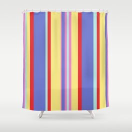 Moments of Amusement Shower Curtain