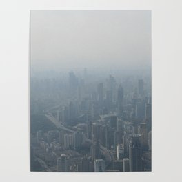 fade to gray (Shanghai) Poster