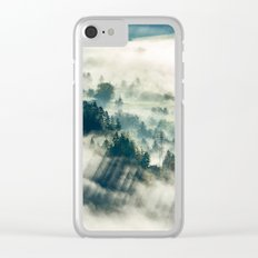 Return to the Mist Clear iPhone Case