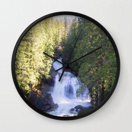 Crazy Creek Wall Clock