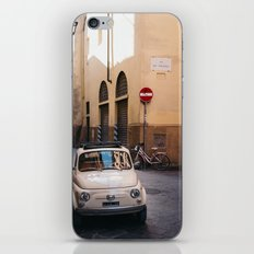 Postcard from Italy iPhone & iPod Skin