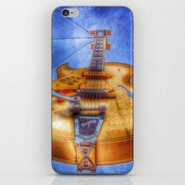 Sun Guitar iPhone Skin