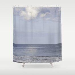 St Augustine beach Shower Curtain