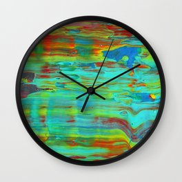 Sublime Wall Clock
