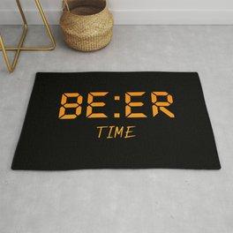 Beer time Rug