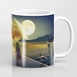 The view to the world of fairy tales Coffee Mug