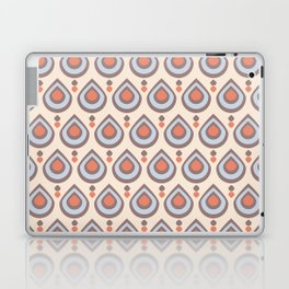 Drops Retro Blue Laptop & iPad Skin