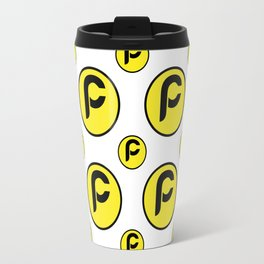 Paccoin - Crypto Fashion Art (Large) Travel Mug