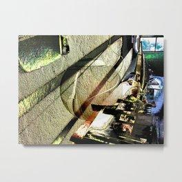 Soapbubble Metal Print