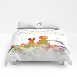 Little Prince Fox Comforters