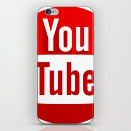 You Tube iPhone Skin