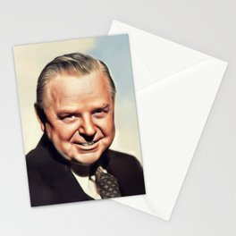 Gene Lockhart, Vintage Actor Stationery Cards