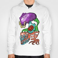 friendship Hoodies featuring Friendship by Rory M