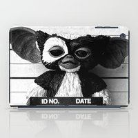 gizmo iPad Cases featuring Gizmo lineup by Christophe Chiozzi