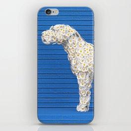 Daisy Dog iPhone Skin