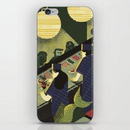 Sushi Chef Mermaid iPhone Skin