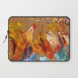 Finger Painting Laptop Sleeve