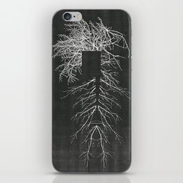 Population Normal iPhone Skin