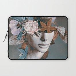 Floral Portrait 11 Laptop Sleeve