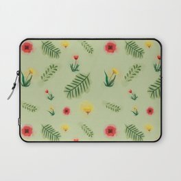 Countryside ferns Laptop Sleeve