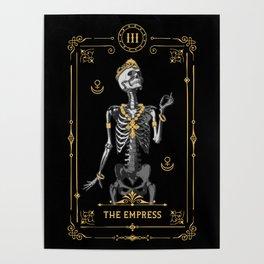 The Empress III Tarot Card Poster