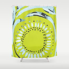 The Wild - Free Flow Shower Curtain