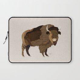 Buffalo Collage Laptop Sleeve