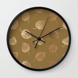 GOOSEBERRIES I x II Wall Clock