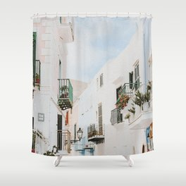 Italy Shower Curtains