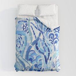 Seigaiha Series - Understanding Comforters