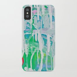 Pool Reflection iPhone Case