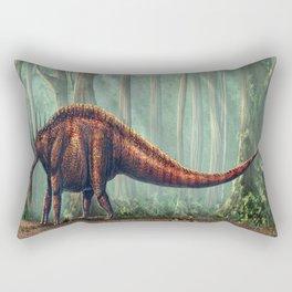 Amargasaurus Restored Rectangular Pillow