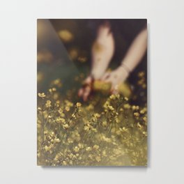 Fading Away Metal Print