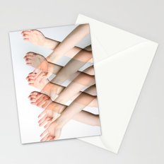 Arms on Arms Stationery Cards
