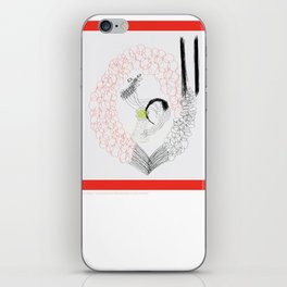 Ethernal Catharsis iPhone Skin