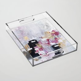 Blush Acrylic Tray