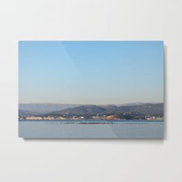 Sea Idyll 7821 Metal Print
