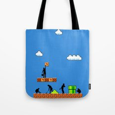 Super Clean Up Tote Bag