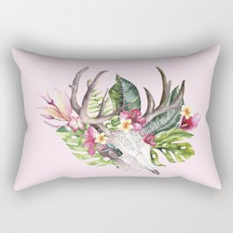My Bohemian Tropical Memories Rectangular Pillow