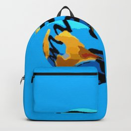 Blue Marble Backpack