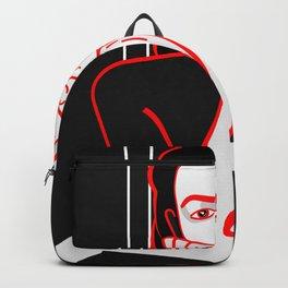 Minimal Girl Backpack